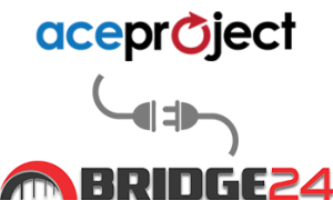 Bridge24 connected to Aceproject