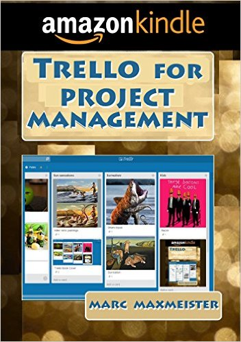 trello for pm book cover