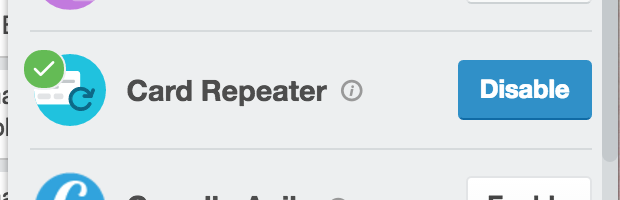 trello repeater tutorial 7