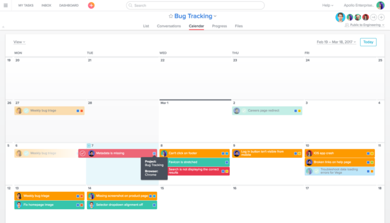 asana custom fields update 2